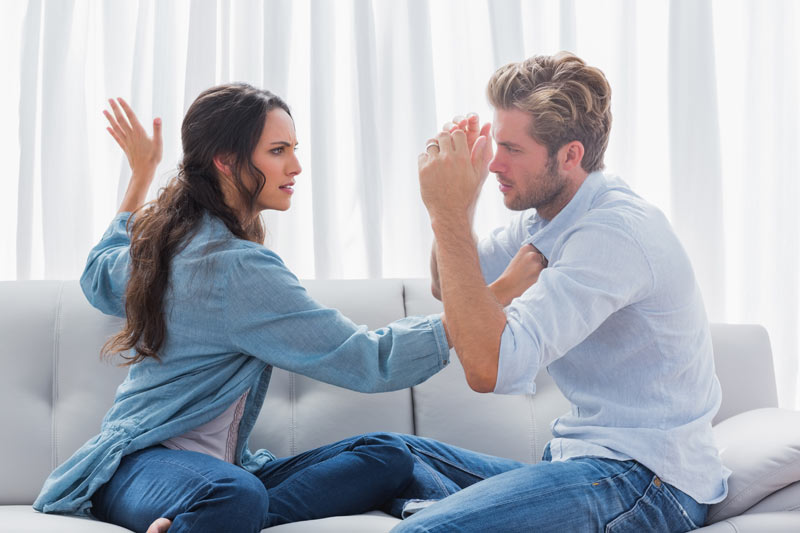 Accused of Domestic Violence in Weld County? Exercise right to remain silent and call the experienced criminal defense attorneys at the O'Malley Law Office