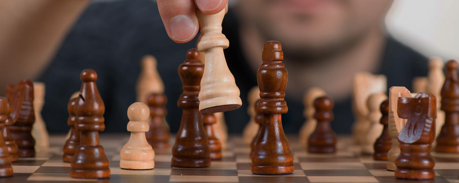 What's your next move?