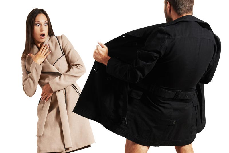 Have you been charged with Indecent Exposure? Read more about your charges and how the experienced attorneys at O'Malley Law Office can help and protect you