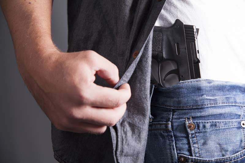 Have you been charged with Unlawful Possession of a Concealed Weapon? Read more about your charges and how an experienced attorney can help protect you.