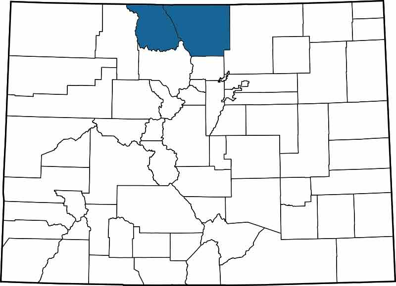 Do you need to find a county in Colorado? Use this list to find your city and its corresponding county, including Weld, Larimer and Morgan County, CO.