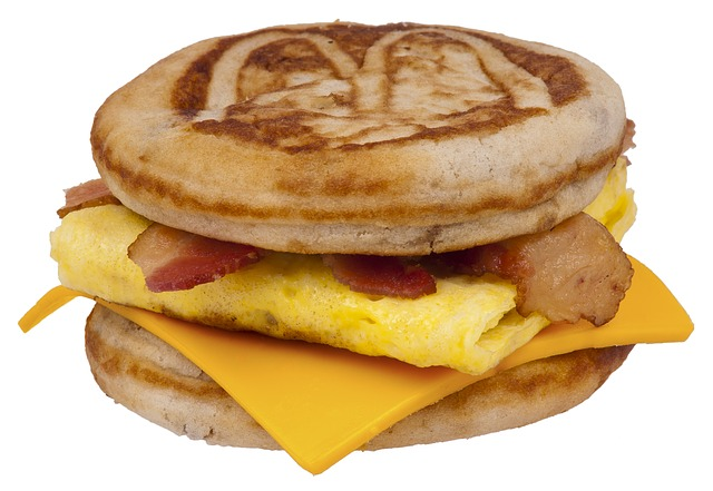 A man is wanted for felony Menacing after pulling a gun on a McDonald's employee when she told him there were no more egg mcmuffins.